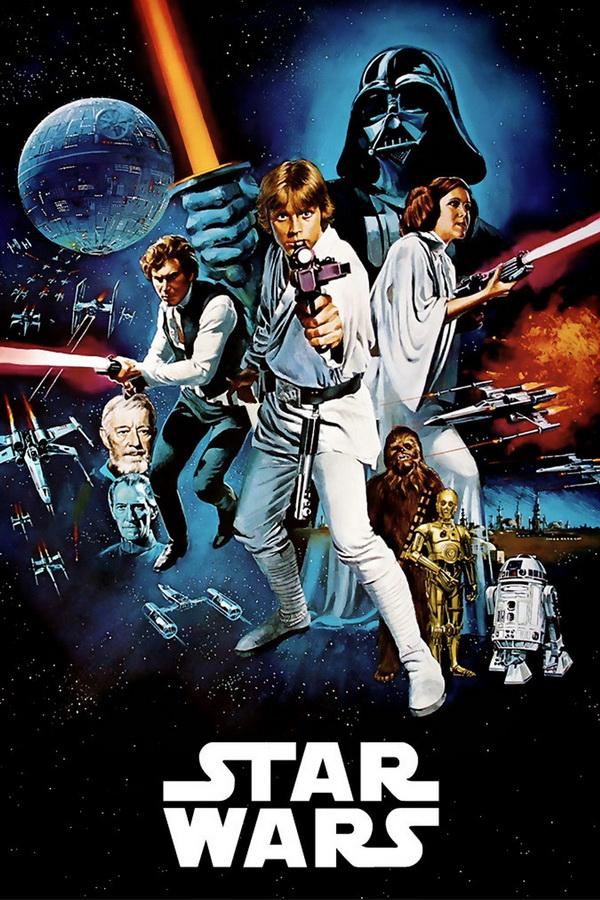 Star Wars Font.
