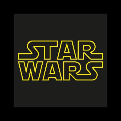 Star Wars (.EPS) vector logo free.