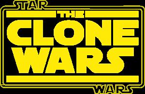 star wars the clone wars Logo Vector (.AI) Free Download.