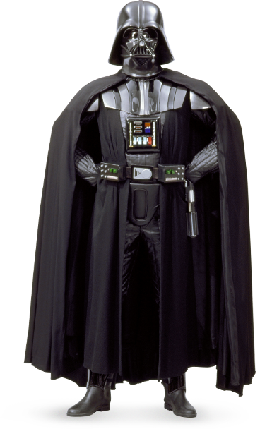 Vader\'s armor.