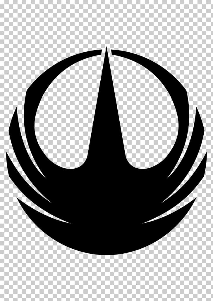 Star Wars Rebel Alliance Logo Symbol, alliance PNG clipart.