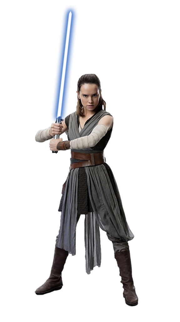 Star Wars Rey Png Vector, Clipart, PSD.