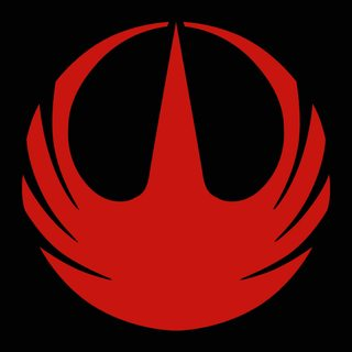 What\'s the story behind this Rogue One symbol?.