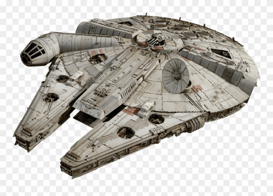 Star Wars Ship Clipart (#655379).
