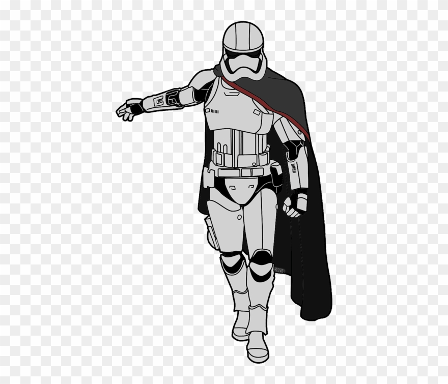 The Force Awakens Clip Art Image.