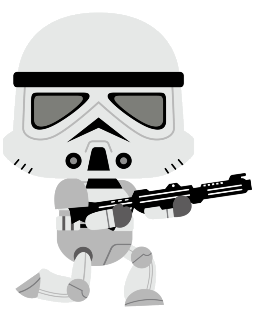 Stormtrooper Clipart Transparent Guns Star Wars Frames Png.