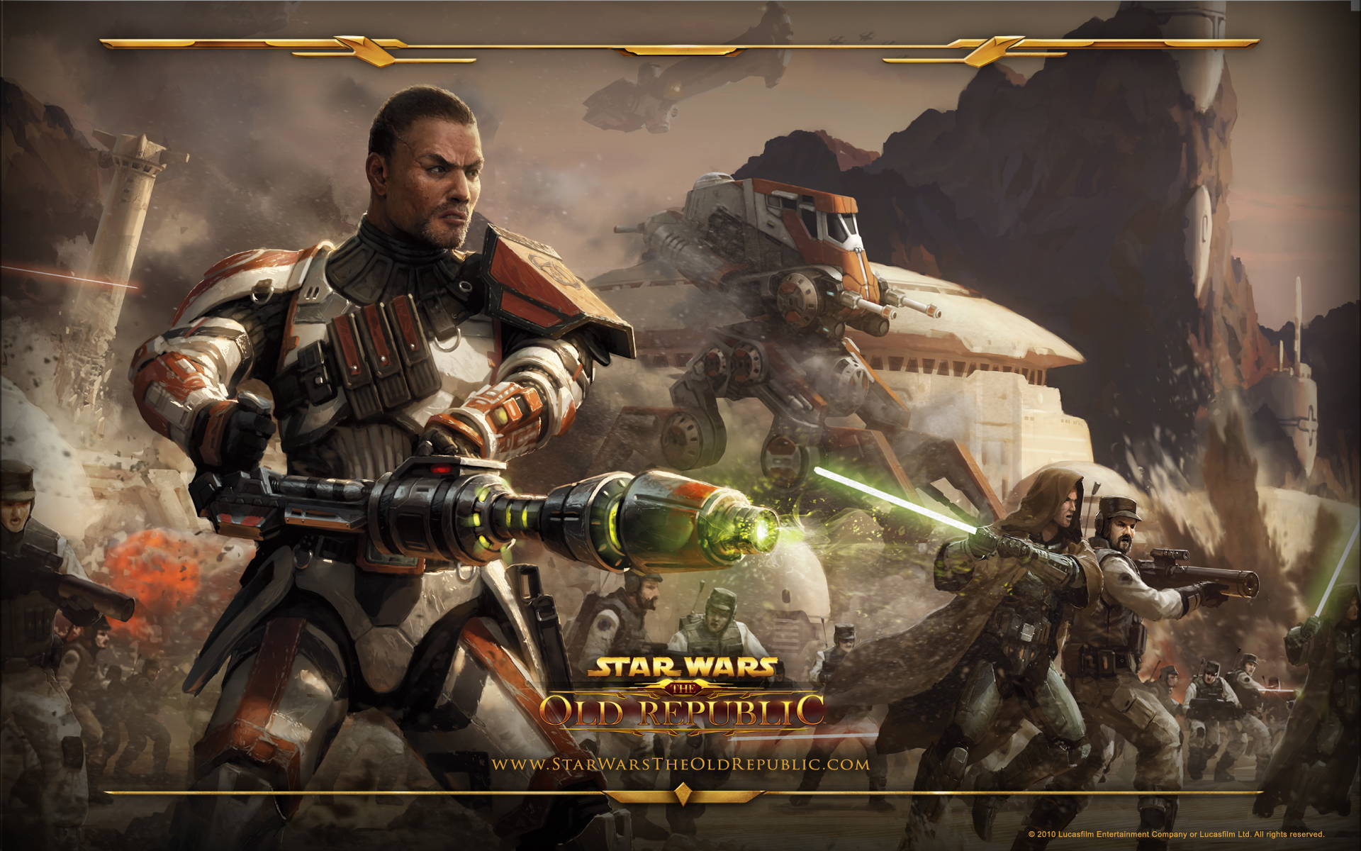 Star Wars The Old Republic Hd Clipart.