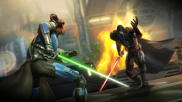 Star Wars: The Old Republic\' Finally Gets A New Expansion.