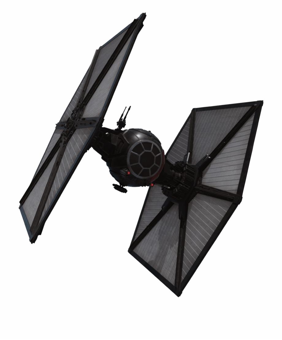 Tie Fighter Star Wars Png Image Background.