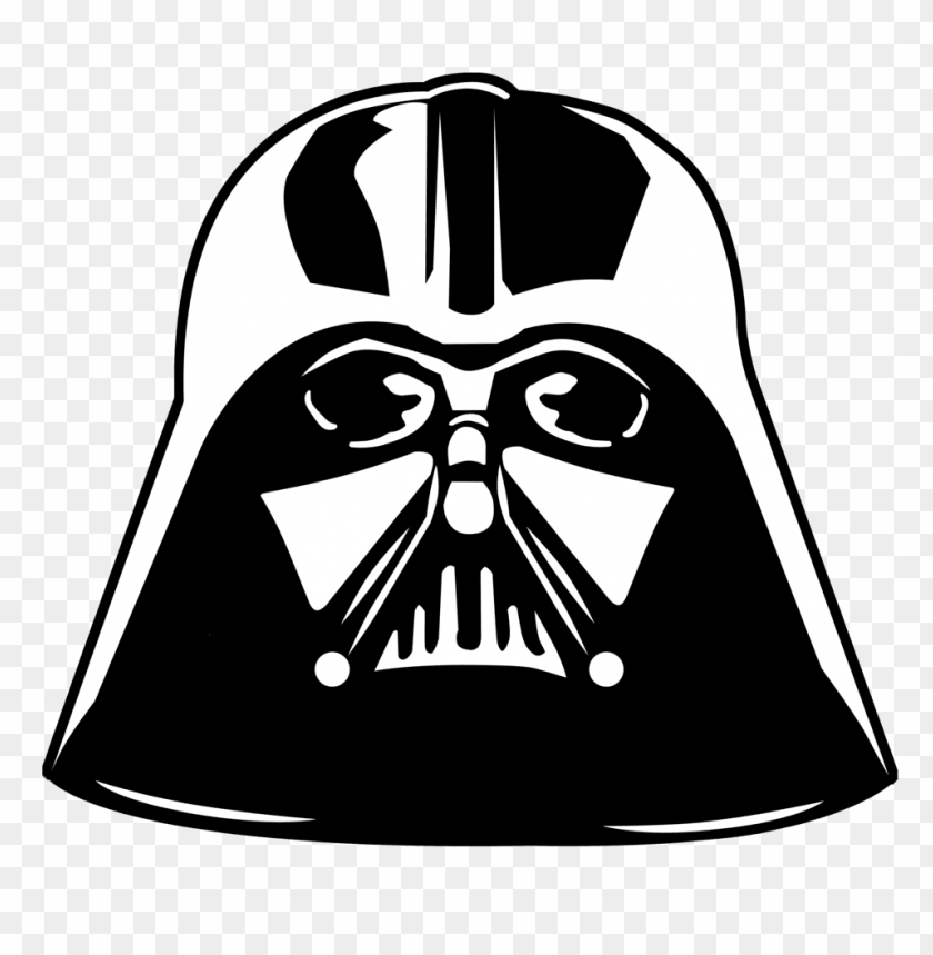 star wars vector PNG image with transparent background.
