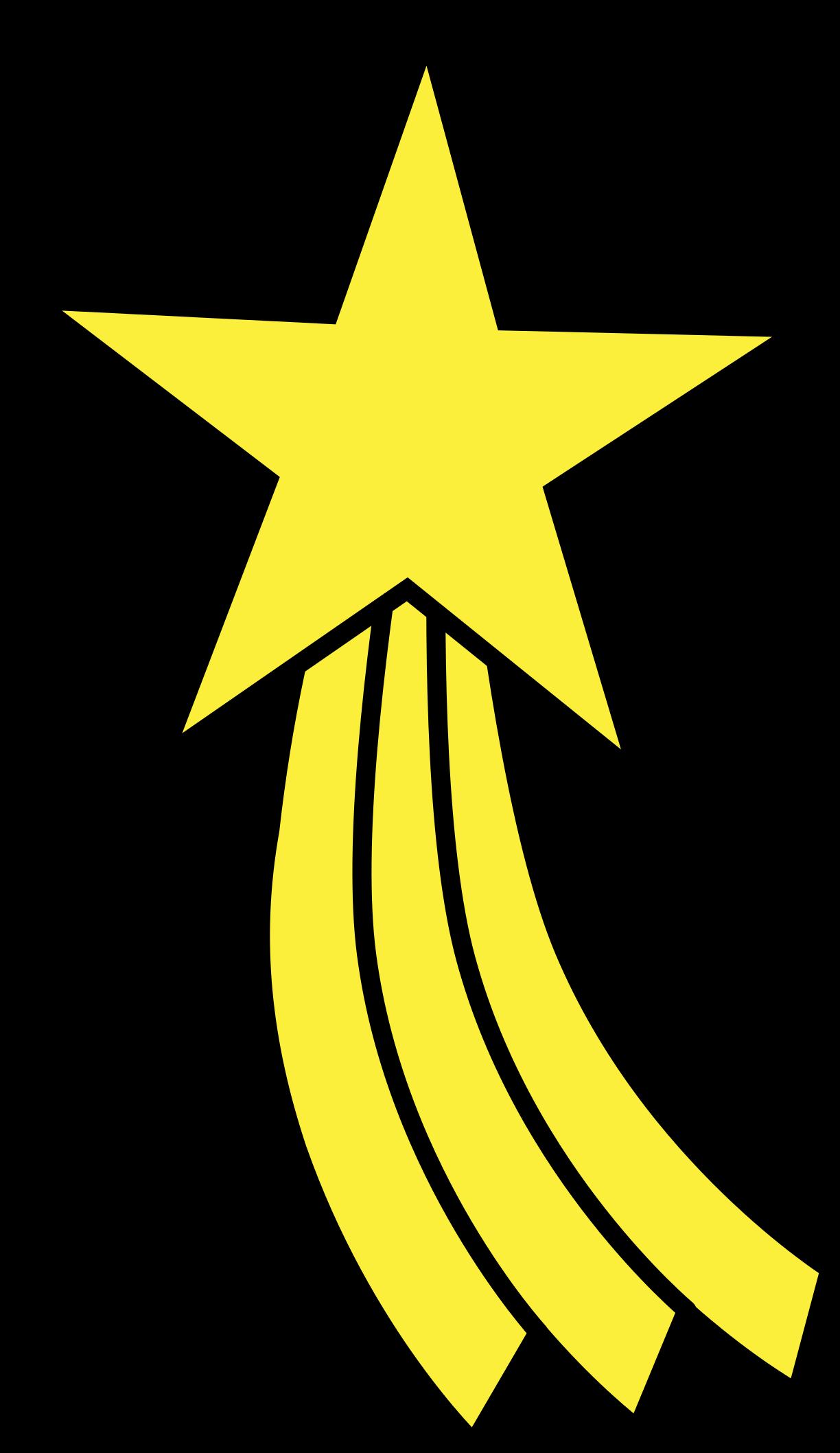 Comet Clipart Svg.