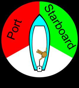 Port Starboard Clip Art at Clker.com.