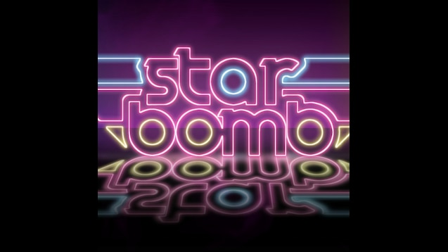 Steam Workshop :: Starbomb Logo.