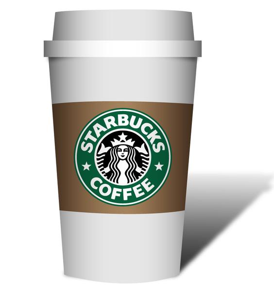 Starbucks Coffee Clipart.
