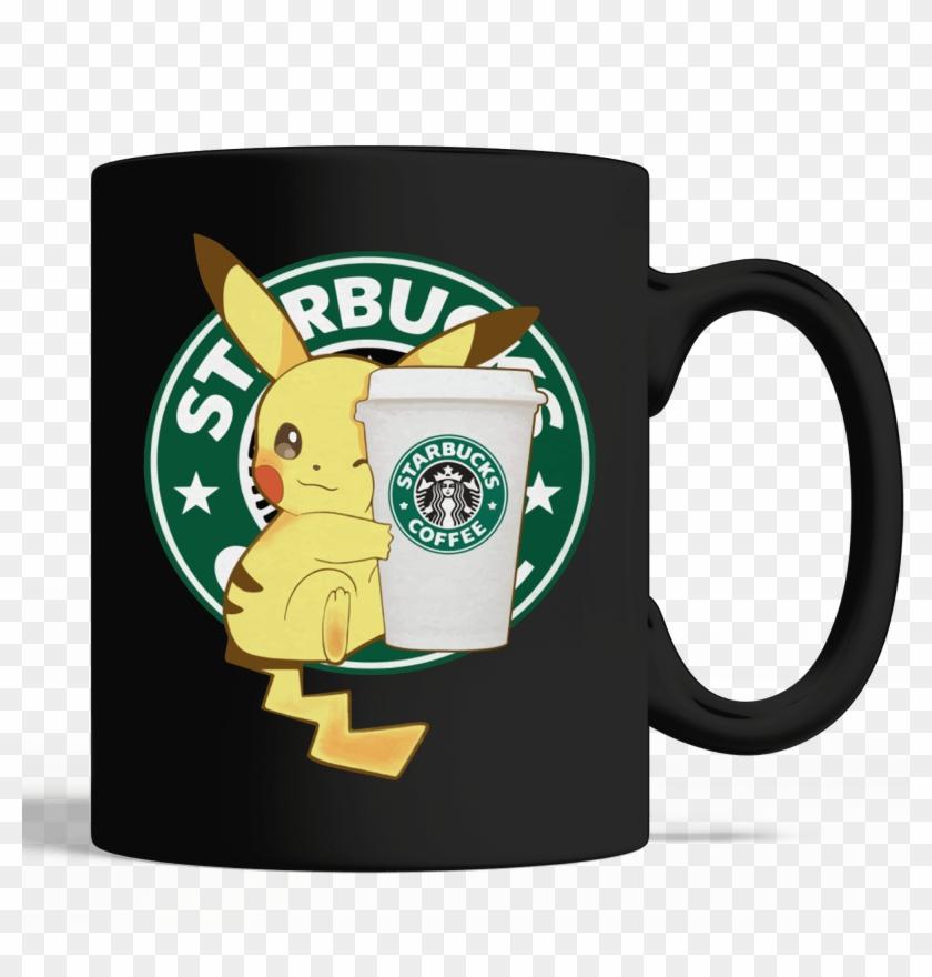 Starbucks Coffee Pikachu Mug.