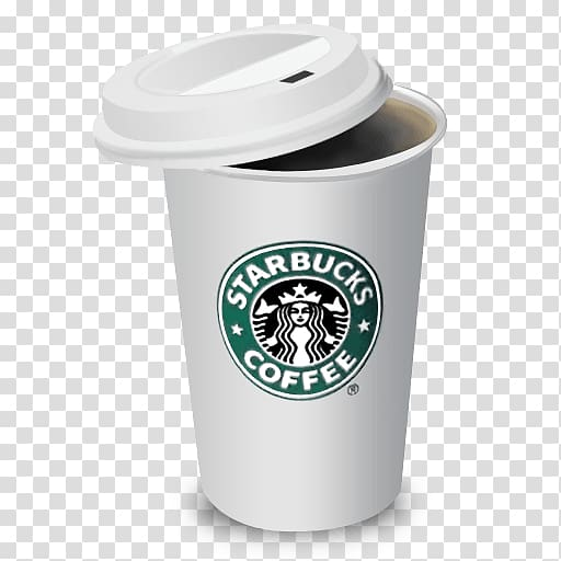 Coffee cup Starbucks Cafe Coffee cup, Coffee Cup transparent.