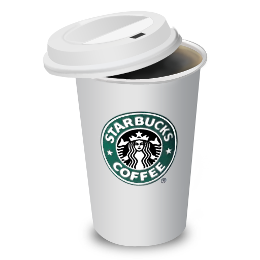 Starbucks coffee Cup PNG Image.