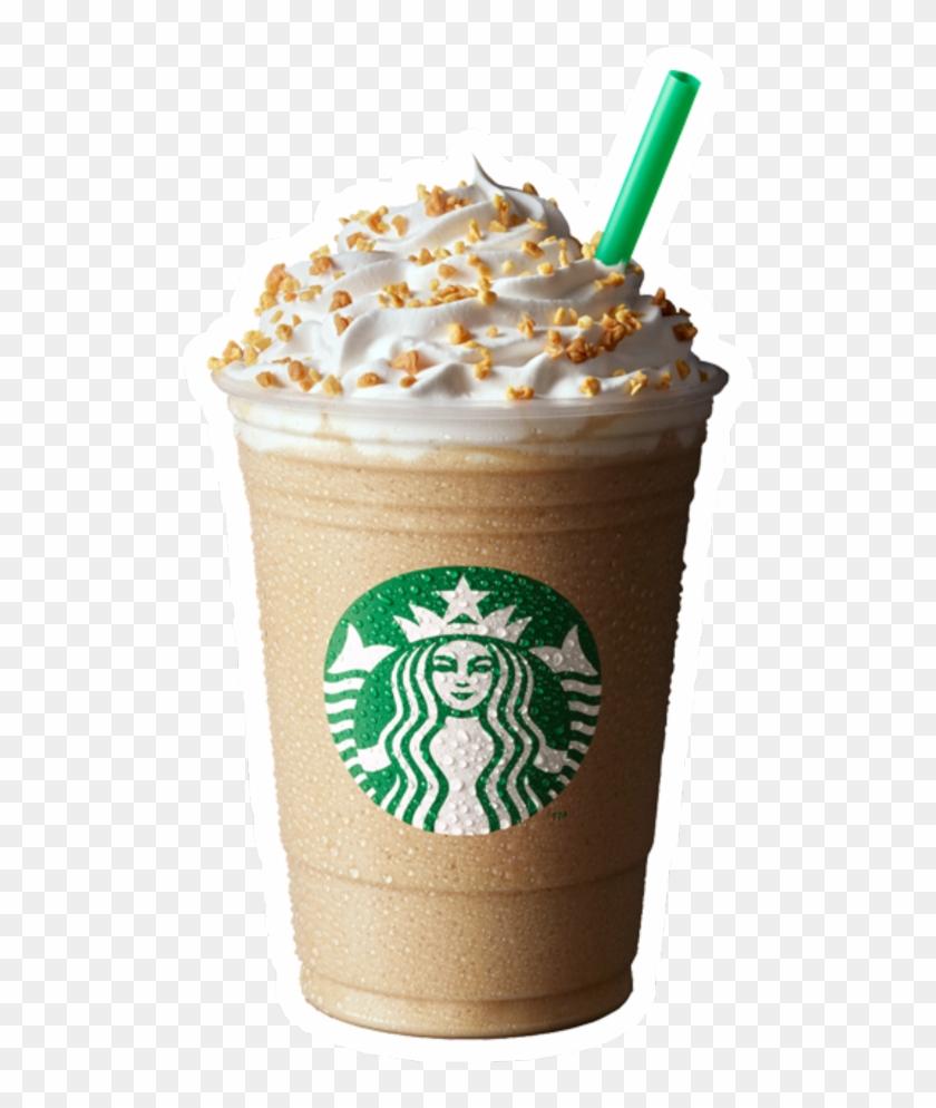 Starbucks Sticker.