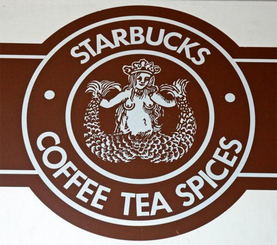 The Evolution of the Starbucks Logo.