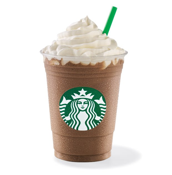 Starbucks Frappuccino Clipart.