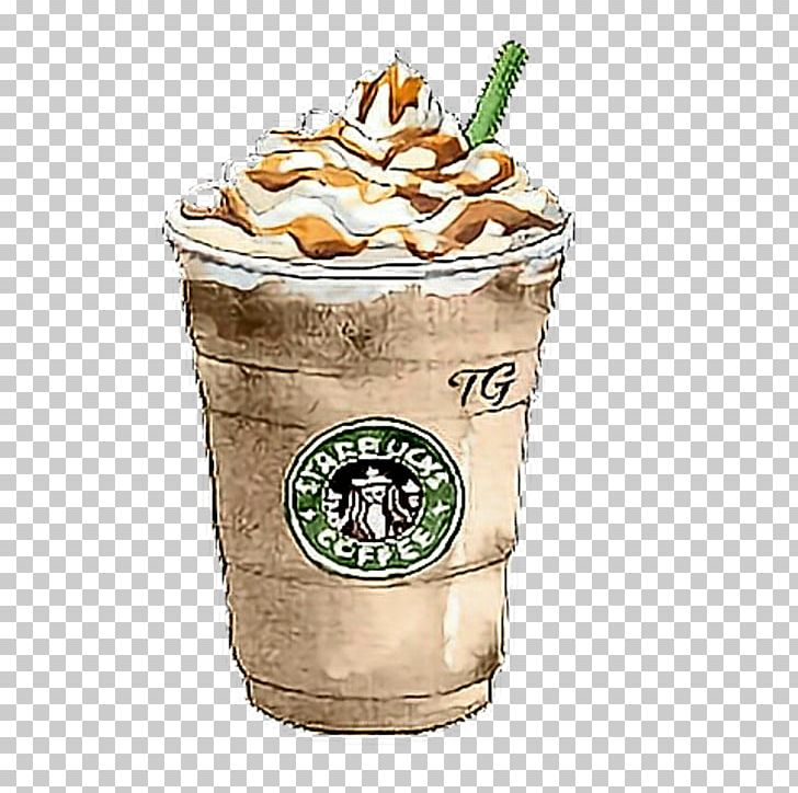 Frappé Coffee Milkshake Starbucks Frappuccino PNG, Clipart.