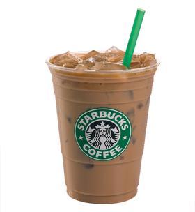 Starbucks Iced Coffee.