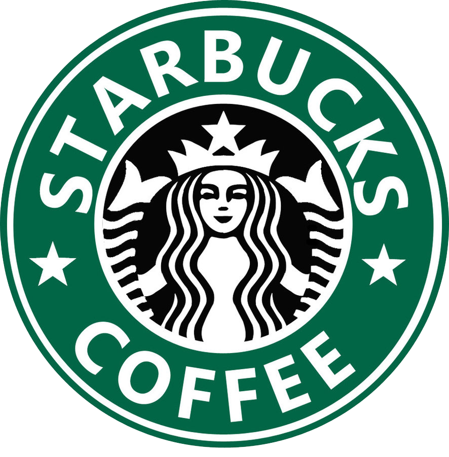 Coffee Starbucks Cafe Logo Food.