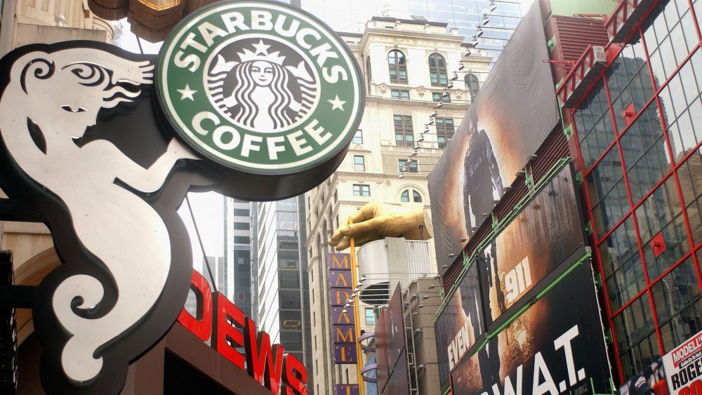 The real meaning of Starbucks\' logo.