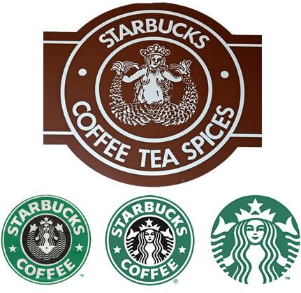 The Origins of the Starbucks Goddess Logo.