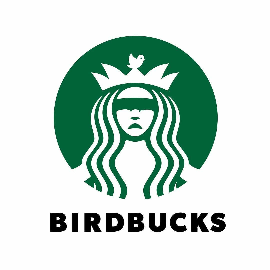 Did a quick parody/mashup of the Starbucks Logo and the.
