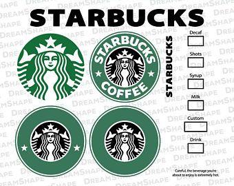 Printable Starbucks Logo.