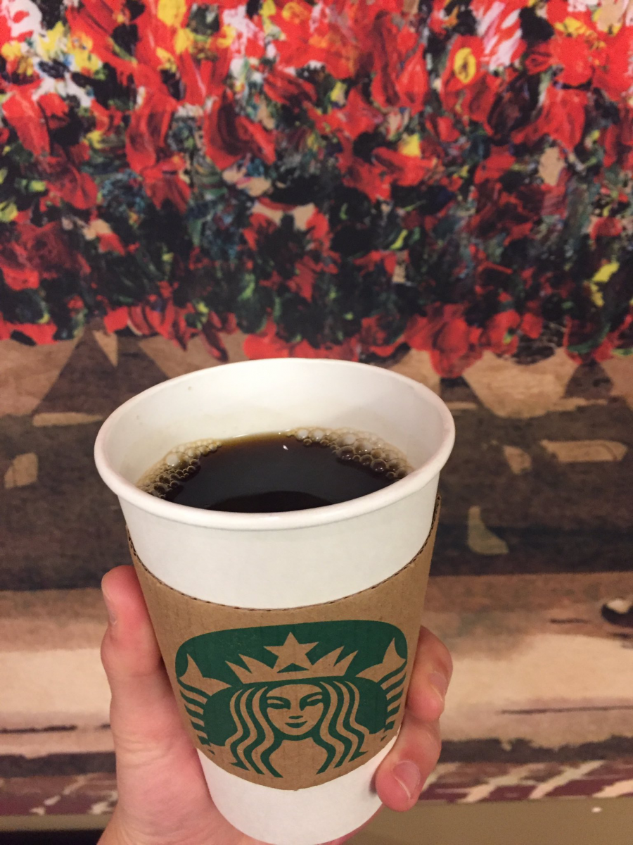 A Brewtiful Day at Starbucks Headquarters: Networking.