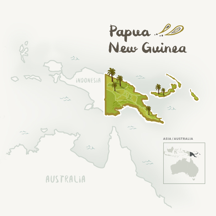 Starbucks Reserve® Papua New Guinea Clean Water Project.