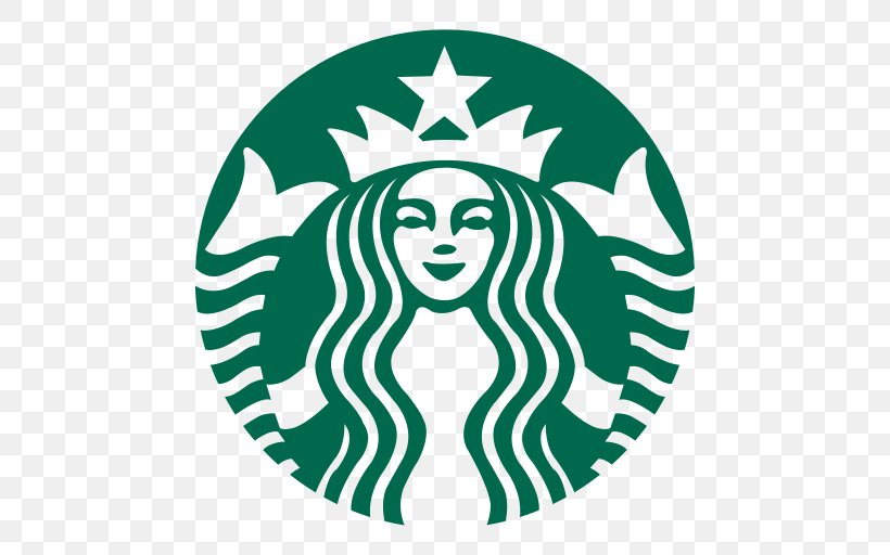 Cafe Coffee Starbucks Logo, PNG, 512x512px, Cafe, Area.
