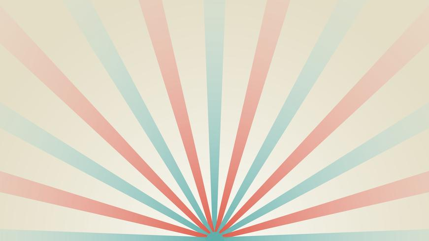 Abstract starburst background. Sunlight retro narrow.