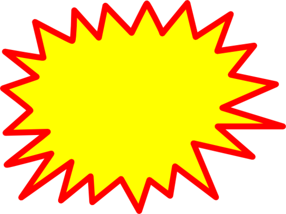 Free starburst clip art at vector clip art.