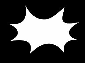 Starburst Vector.