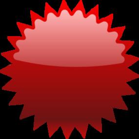 Starburst Clip Art Vector Free Clipart.