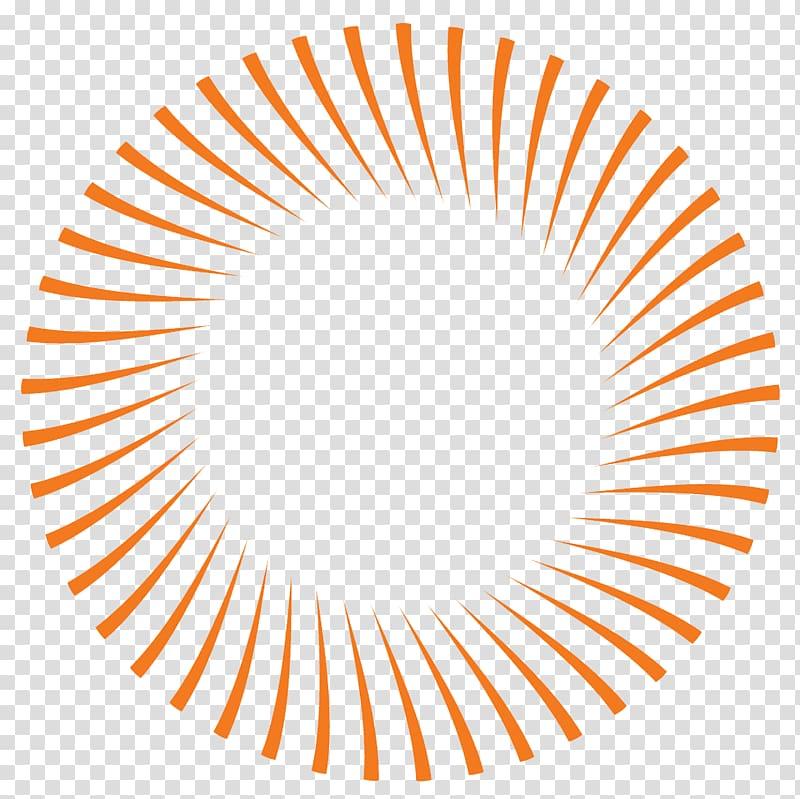 Shape, starburst effect background transparent background.