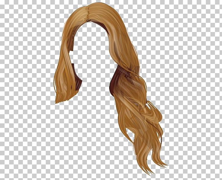 Long hair Stardoll Hair tie Hair coloring, hair PNG clipart.