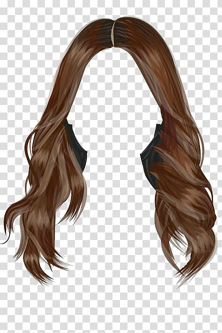 Long hair Stardoll Step cutting Layered hair, hair.