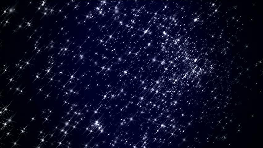 Star Field Stock Footage Video 1788170.
