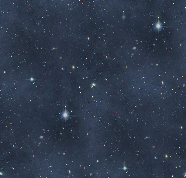 Star field clipart.