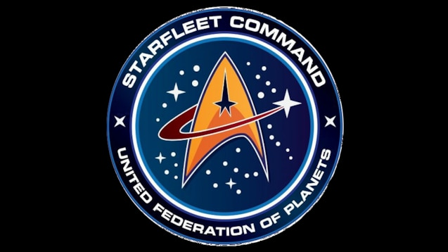Steam Workshop :: Starfleet Command Logo.