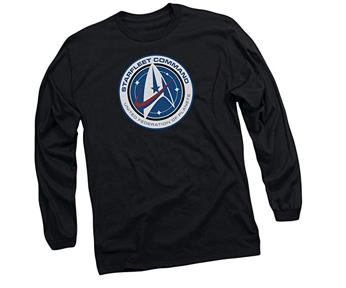 Amazon.com: Starfleet Command Logo.
