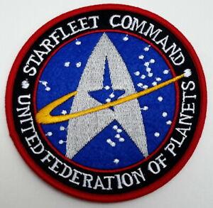 Details about STAR TREK Starfleet Command Logo 4\