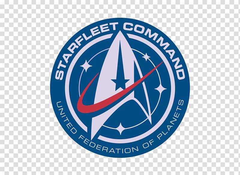 Logo Star Trek: Starfleet Command Emblem, star trek control.