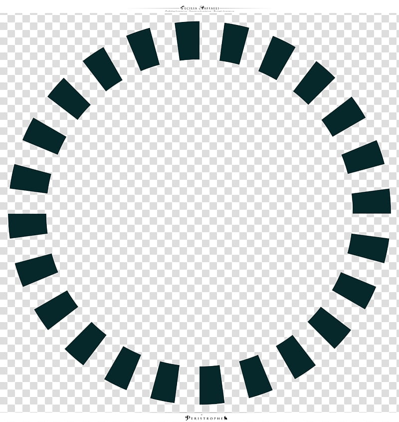 Stargate, round green logo transparent background PNG.