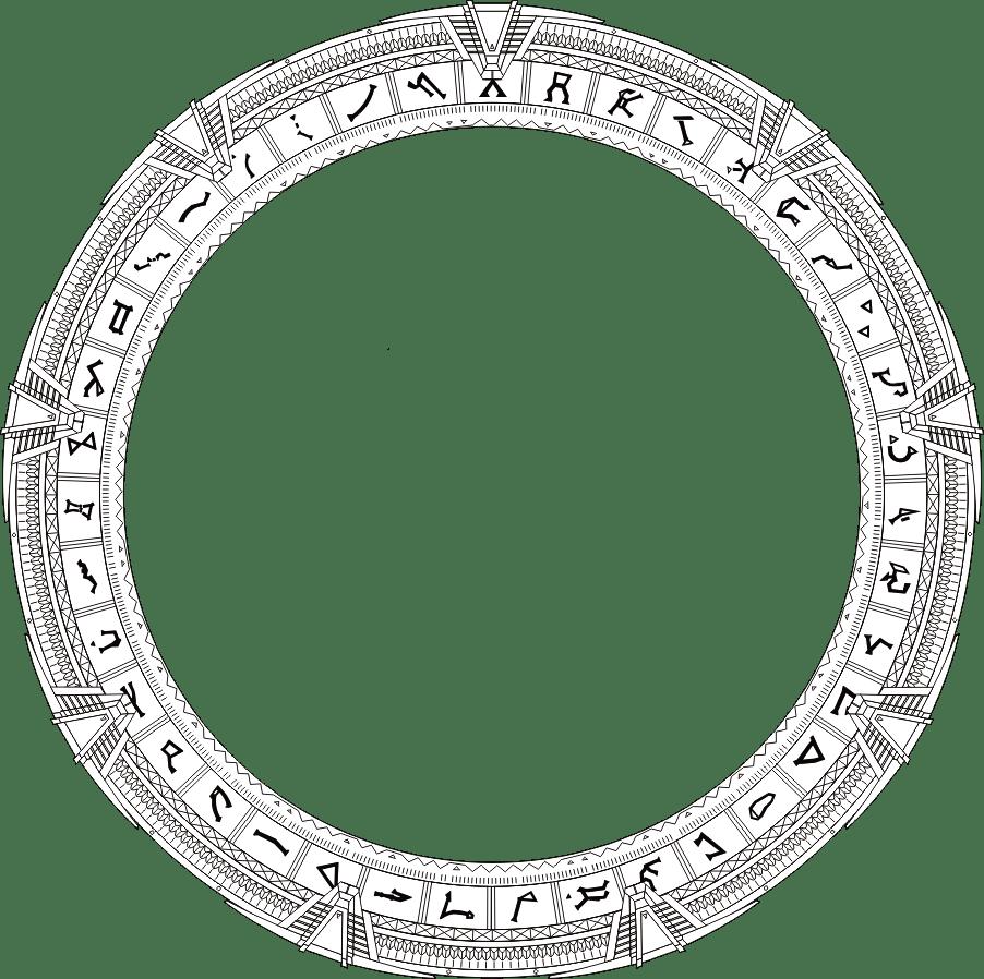 Stargate clipart 4 » Clipart Portal.