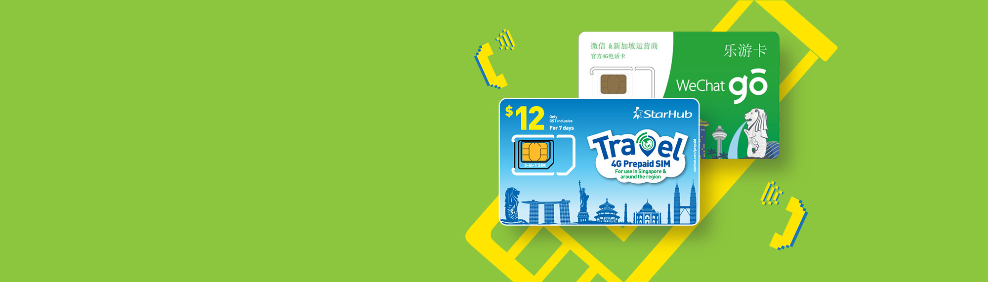 Travel Prepaid SIM Cards.